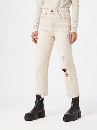 BDG Urban Outfitters Jeans in creme, Modelansicht