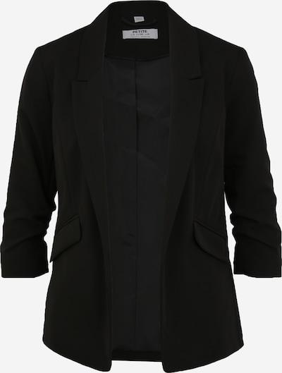 Blazer 'EDGE TO EDGE' Dorothy Perkins (Petite) di colore nero, Visualizzazione prodotti