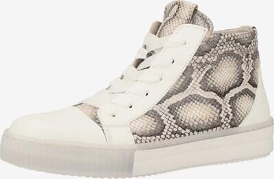 GABOR Sneaker in grau / weiß, Produktansicht