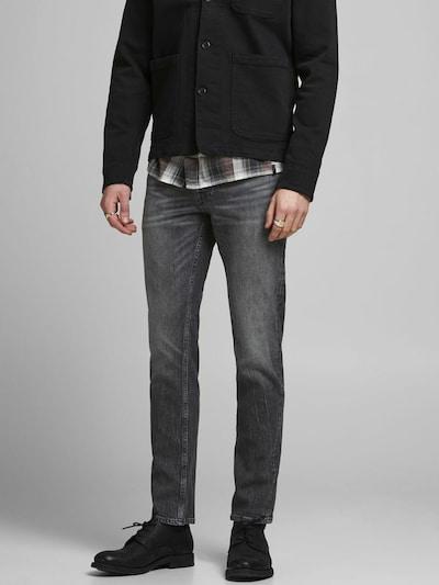 Jeans JACK & JONES pe negru, Vizualizare model