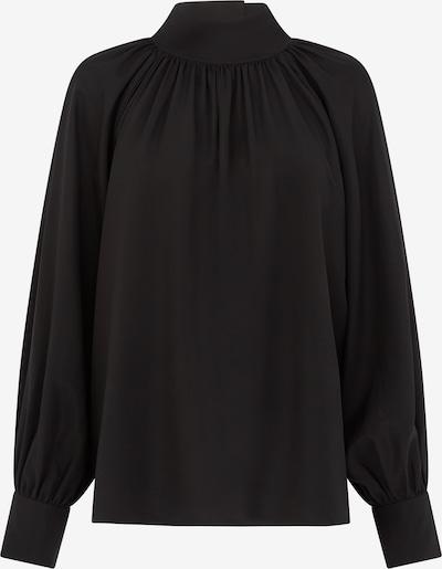 Aligne Bluse in schwarz, Produktansicht