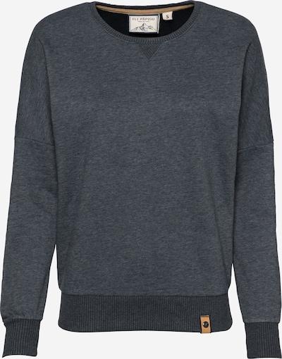 Fli Papigu Sweatshirt 'Serefsiz 31er' in blaumeliert, Produktansicht