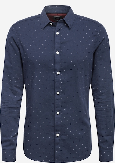 Only & Sons Hemd 'ELVES' in navy / weiß, Produktansicht