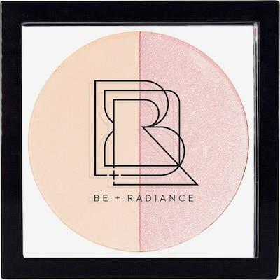 BE + Radiance Puder + Highlighter 'Set + Glow Probiotic' in beige / rosa, Produktansicht