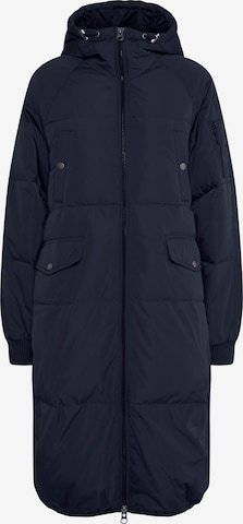ICHI Winter Jacket 'IHBUNALA' in Blue