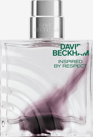 David Beckham Eau de Toilette 'Inspired by Respect' in transparent, Produktansicht
