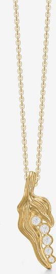 Polar Jewelry Goldkette Five Peas from a Pod Necklace in gold, Produktansicht