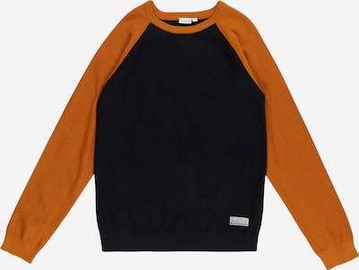 NAME IT Sveter 'VUSPER' - oranžová / čierna, Produkt
