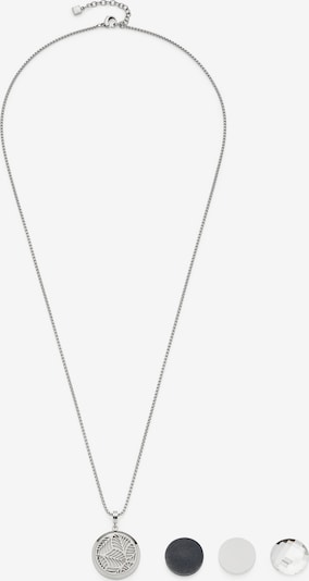 LEONARDO Kette in silber, Produktansicht