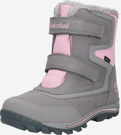 Boots da neve 'Chillberg' TIMBERLAND di colore grigio / rosa, Visualizzazione prodotti