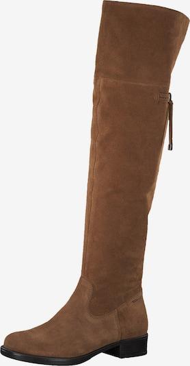 TAMARIS Overknee laarzen in de kleur Donkerbruin, Productweergave