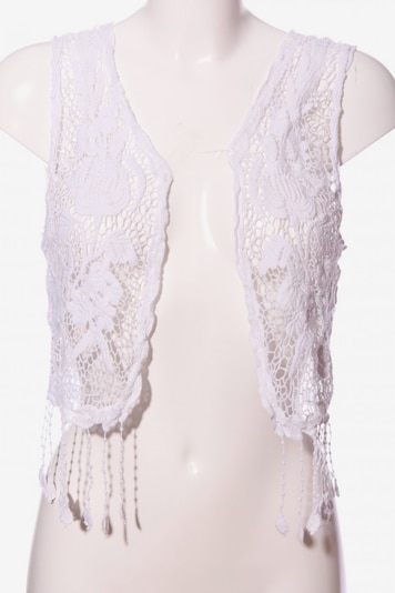 Atmosphere Strandbekleidung in XS in weiß, Produktansicht