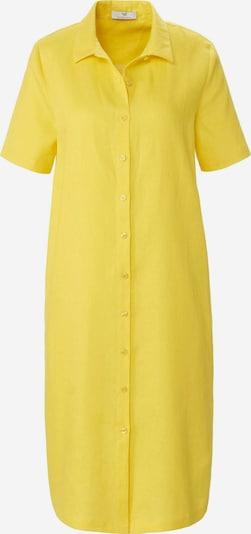 Peter Hahn Abendkleid in gelb, Produktansicht
