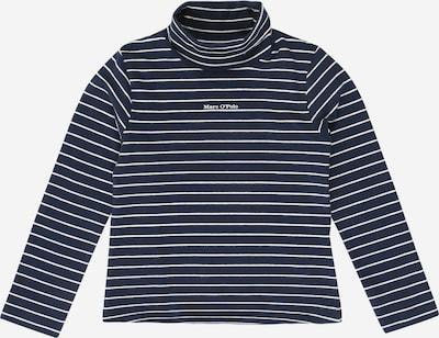 Maglietta Marc O'Polo Junior di colore navy / bianco, Visualizzazione prodotti