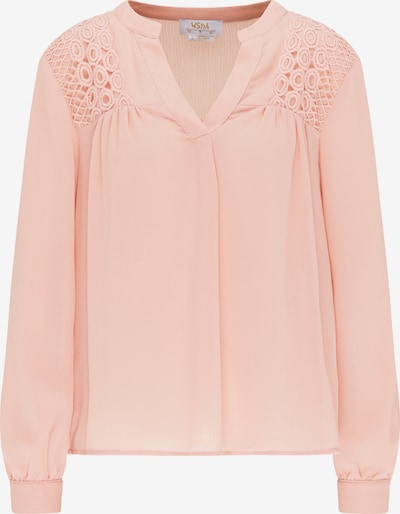 usha FESTIVAL Schlupfbluse in rosa, Produktansicht