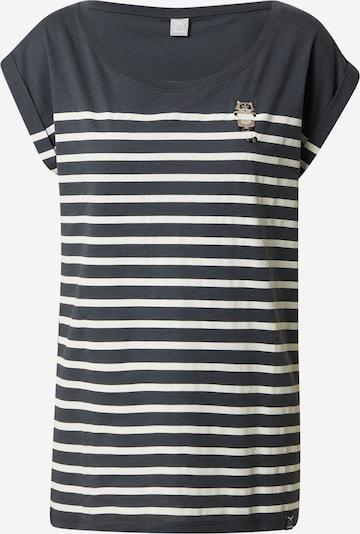 Iriedaily Shirt 'Racoon' in Dark grey / White, Item view
