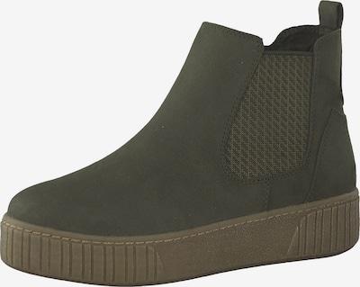 MARCO TOZZI Stiefelette in dunkelgrün, Produktansicht