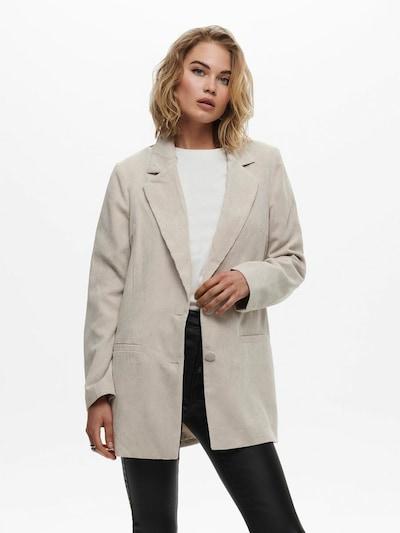 ONLY Blazers in de kleur Beige, Modelweergave