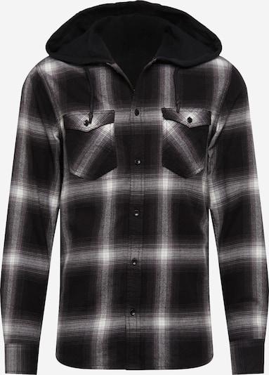 Cars Jeans Srajca 'CHANDON' | siva / temno siva / črna / bela barva, Prikaz izdelka