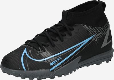 NIKE Sportsko 'Mercurial 8 Academy' i blå / basalgrå / svart, Produktvy