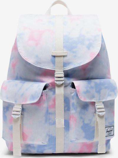 Herschel Cotton Casuals Dawson Rucksack Damen in blau, Produktansicht