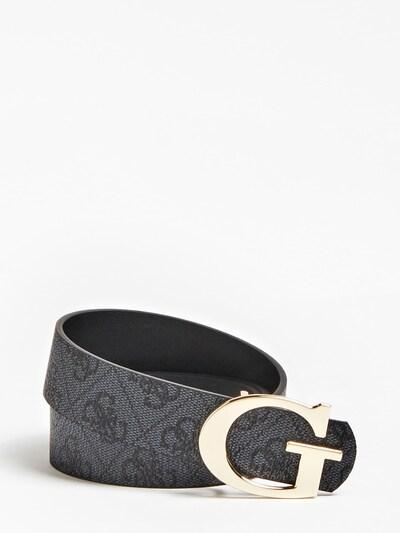 GUESS Gürtel in schwarz, Produktansicht