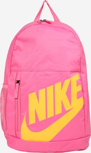 NIKE Mochila deportiva en amarillo / rosa, Vista del producto