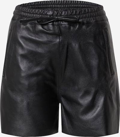 Pantaloni 'PICK' OAKWOOD pe negru, Vizualizare produs