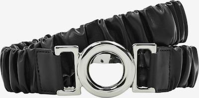 ESPRIT Riem in de kleur Zwart / Zilver, Productweergave