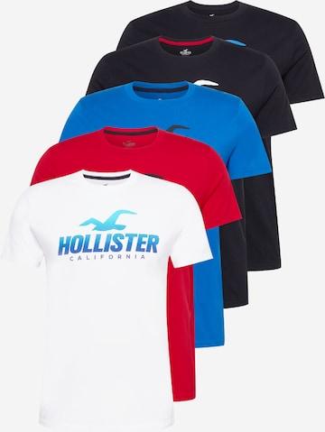 HOLLISTER T-Shirt in Mischfarben