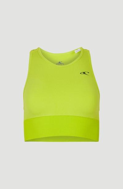 O'NEILL Biustonosz sportowy 'Active Seamless' w kolorze cytrynowo-żółtym, Podgląd produktu