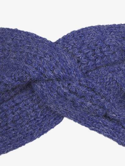 LOEVENICH Cache-oreilles ' Cozy Winter ' en bleu, Vue avec produit