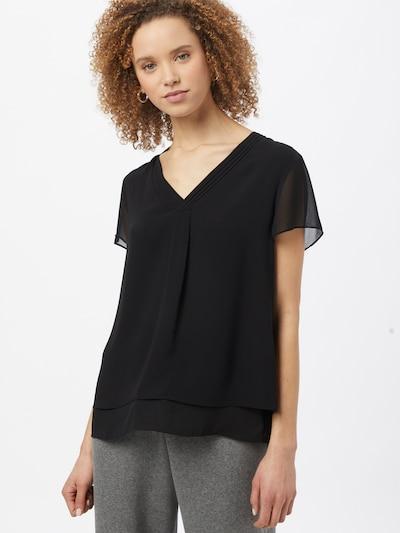 s.Oliver BLACK LABEL Blouse in de kleur Zwart, Modelweergave