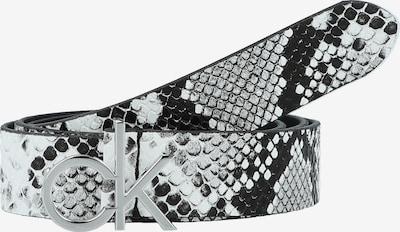 Calvin Klein Vöö hall / must / valge, Tootevaade