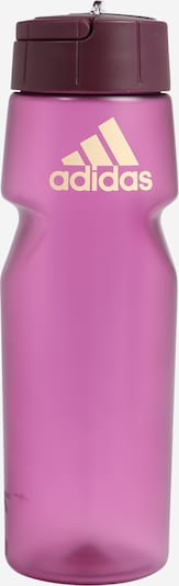 ADIDAS PERFORMANCE Drinking Bottle in Purple / Berry, Item view