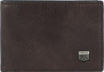 FOSSIL Portemonnaie 'Jesse' in braun, Produktansicht