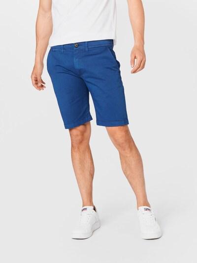 Pepe Jeans Chinohousut 'Mc Queen' värissä sininen, Mallinäkymä