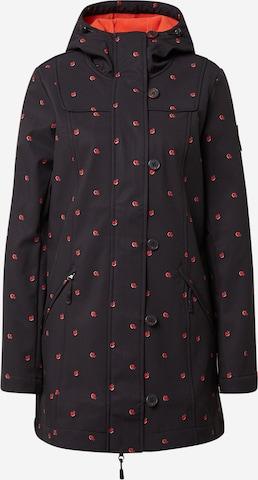 Blutsgeschwister Between-Season Jacket in Black