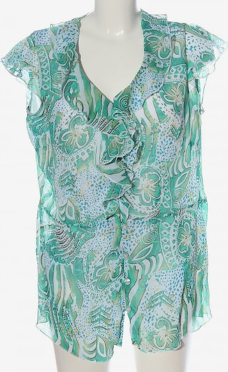 NKD Blouse & Tunic in XXL in Turquoise / Green / White, Item view