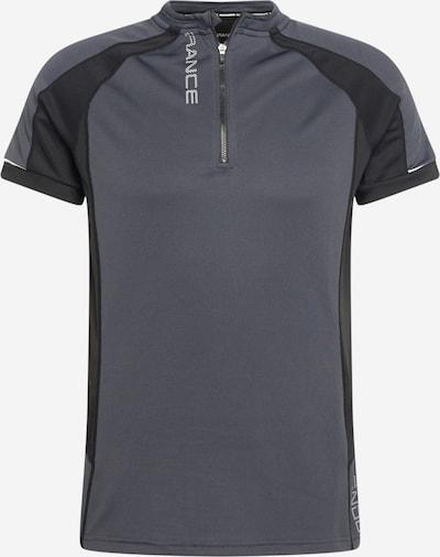 ENDURANCE Sportshirt 'Jake' in stone / hellgrau / schwarz, Produktansicht