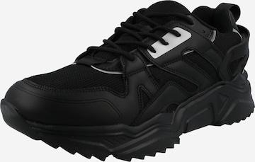 Sneaker low 'ADAM' de la Raid pe negru