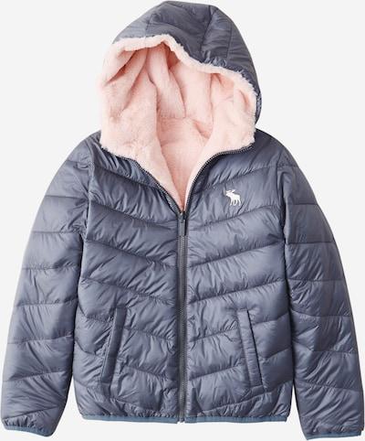 Žieminė striukė iš Abercrombie & Fitch , spalva - tamsiai mėlyna, Prekių apžvalga