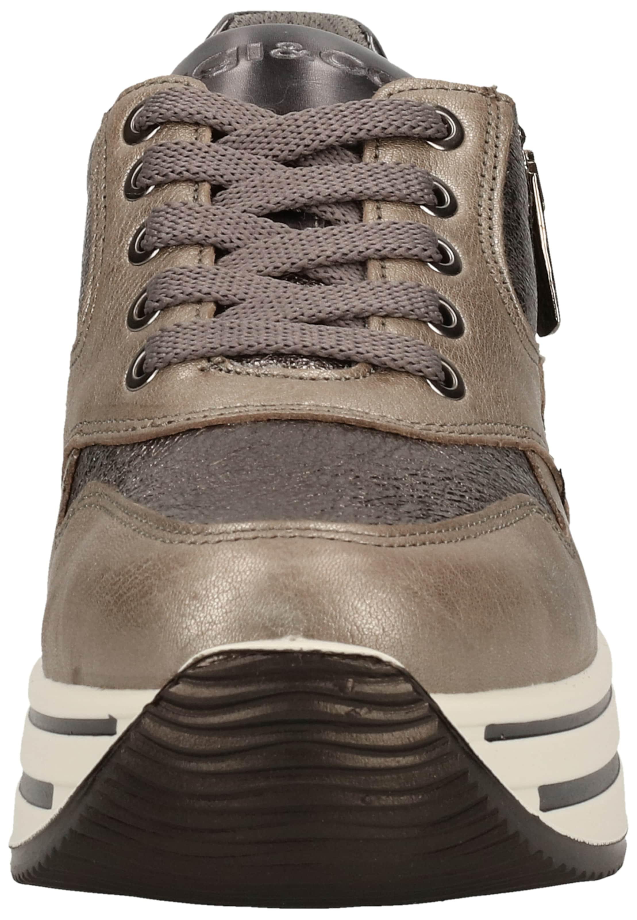 IGI&CO Sneaker in grau / silbergrau