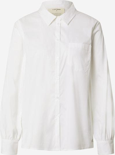 Cream Blusa en blanco, Vista del producto
