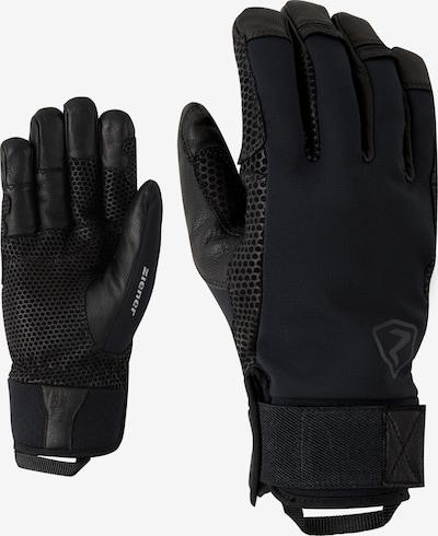 ZIENER Athletic Gloves 'GAMINUS AS(R) PR' in Black, Item view