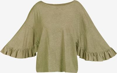 DreiMaster Vintage Bluse in oliv, Produktansicht