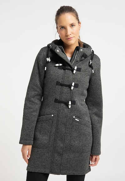 Palton de primăvară-toamnă ICEBOUND pe gri, Vizualizare model