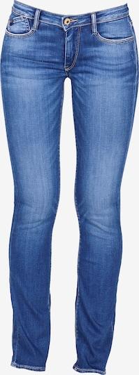 Le Temps Des Cerises Jeanshose POWERB im Straight Leg-Schnitt in blau, Produktansicht