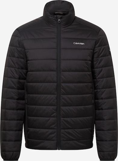 Giacca di mezza stagione Calvin Klein di colore nero, Visualizzazione prodotti