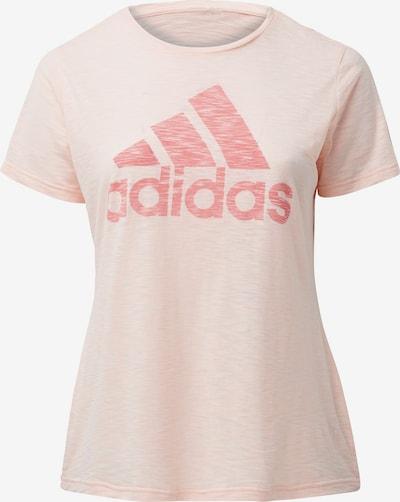 ADIDAS PERFORMANCE T-Shirt in rosa, Produktansicht